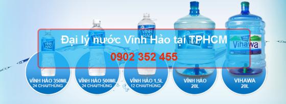 Dai ly nuoc Vinh Hao tai TPHCM
